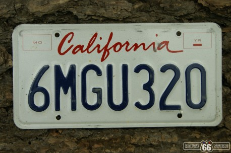 SPZ USA CALIFORNIA 6MGU320