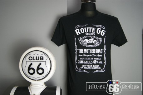 TRIČKO ROUTE66 JD