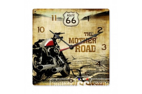 HODINY ROUTE 66 MOTORCYCLE