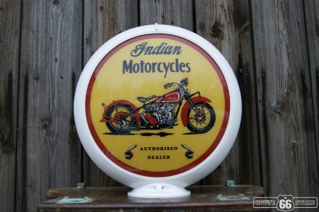 GLOBUS INDIAN MOTORCYCLE